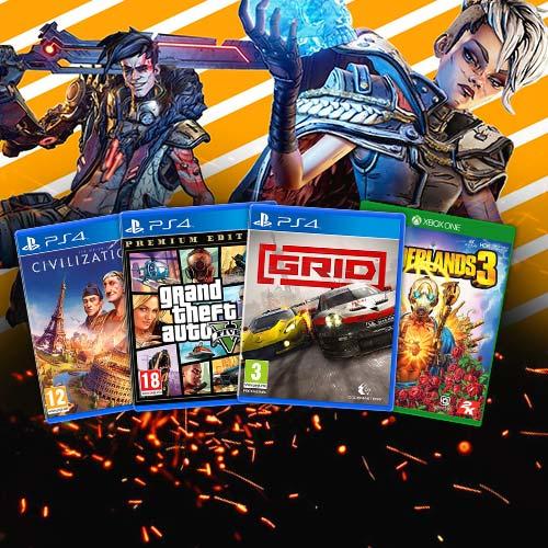 Видео игри - актуални предложения (06.07-09.08)
