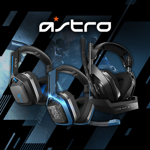 Гейминг слушалки Astro с до -33% отстъпка
