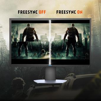 FreeSync монитори