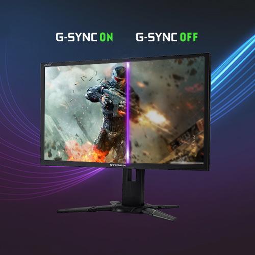 Монитори с G-Sync