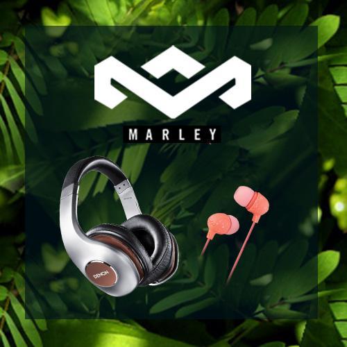 Аудио продукти House of Marley с до -51% отстъпка