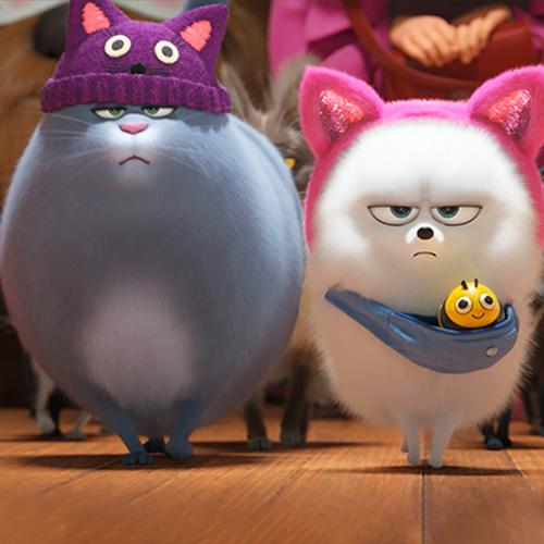 The Secret Life of Pets (Сами вкъщи)