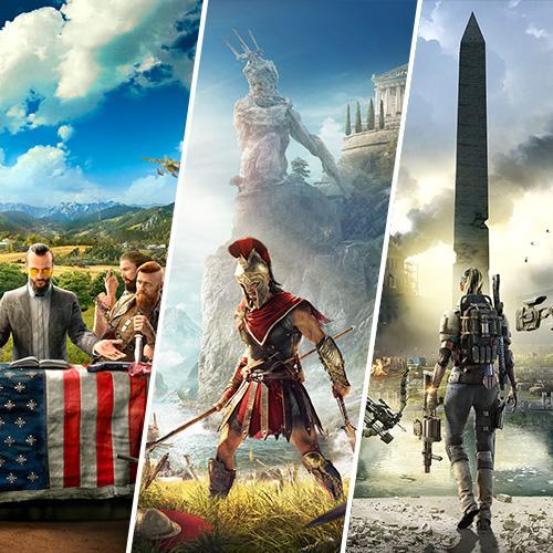 Видео игри - актуални предложения (6.11-17.11)