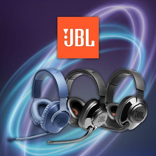 Запознай се с гейминг слушалките на JBL - Quantum!