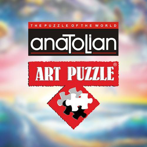 Пъзели Art Puzzle & Anatolian с до -60%