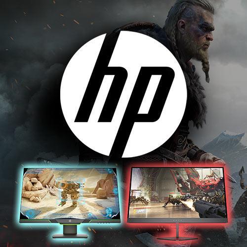 Гейминг монитори HP с до -13%