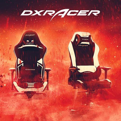 Геймърски столове DXRacer с до -32% отстъпка