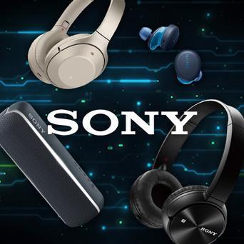 Слушалки и колонки Sony с до -35% отстъпка