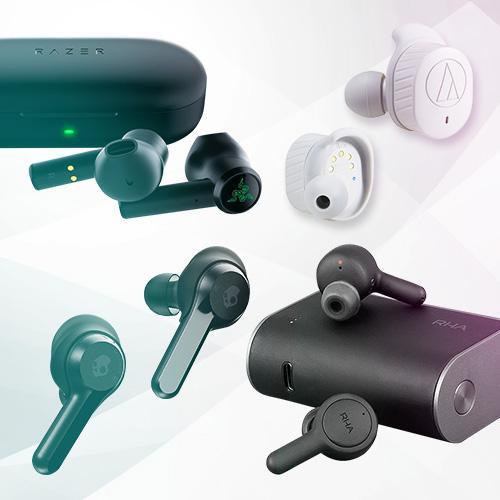 True Wireless слушалки с до -25% отстъпка