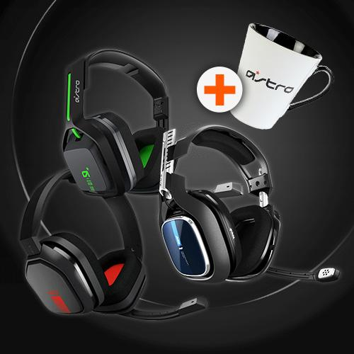 Гейминг слушалки Astro на промоционални цени
