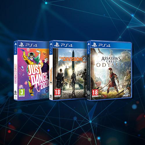 Видео игри - актуални предложения (10.2-23.2)
