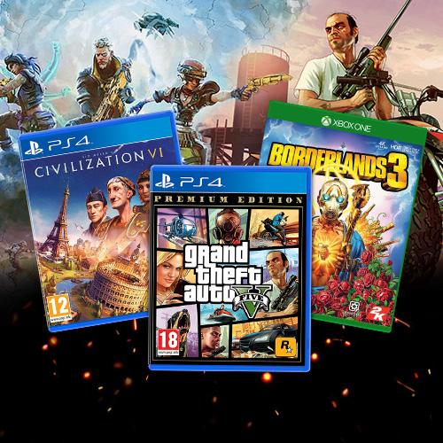 Видео игри - актуални предложения (06.07-02.08)