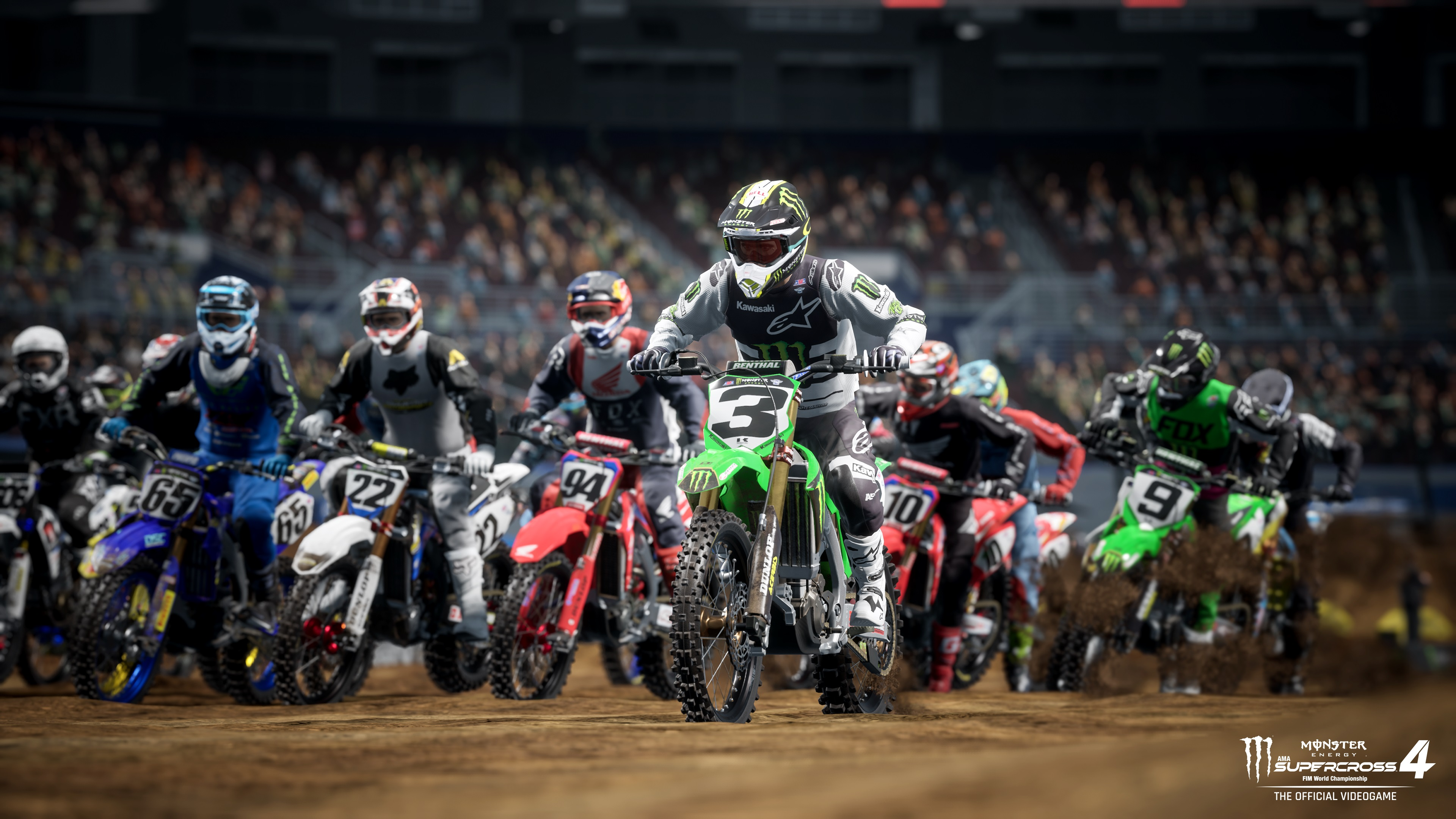 Monster Energy Supercross 4 (Xbox One)