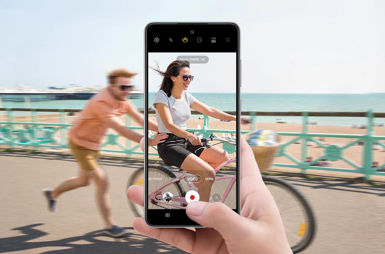 Смартфон Samsung - Galaxy A52s 5G