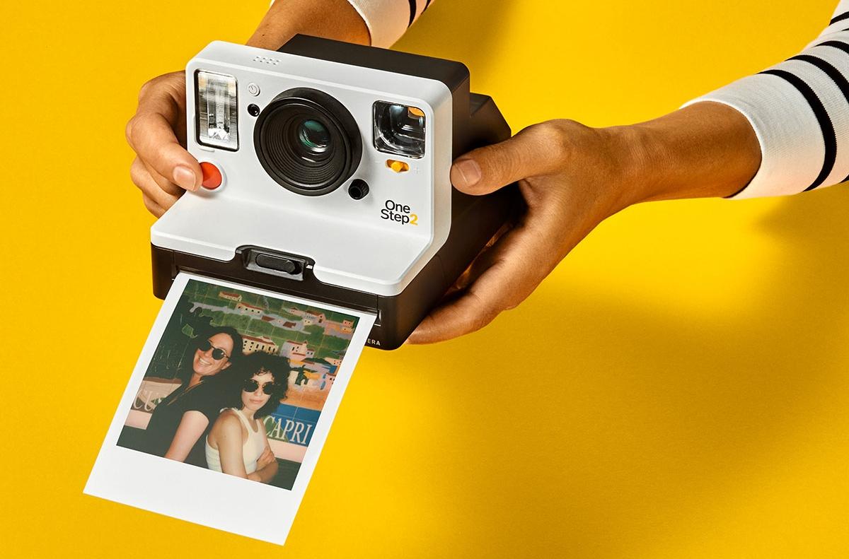 Фотоапарат Polaroid Originals OneStep 2 VF - червен