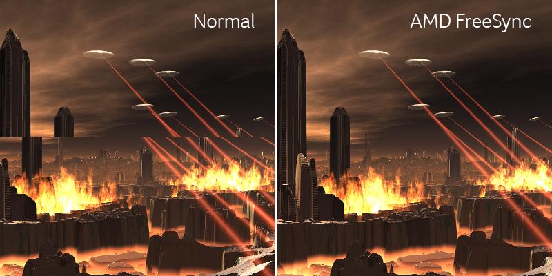 AMD free sync