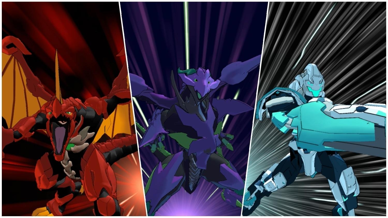Bakugan: Champions of Vestroia (Nintendo Switch)