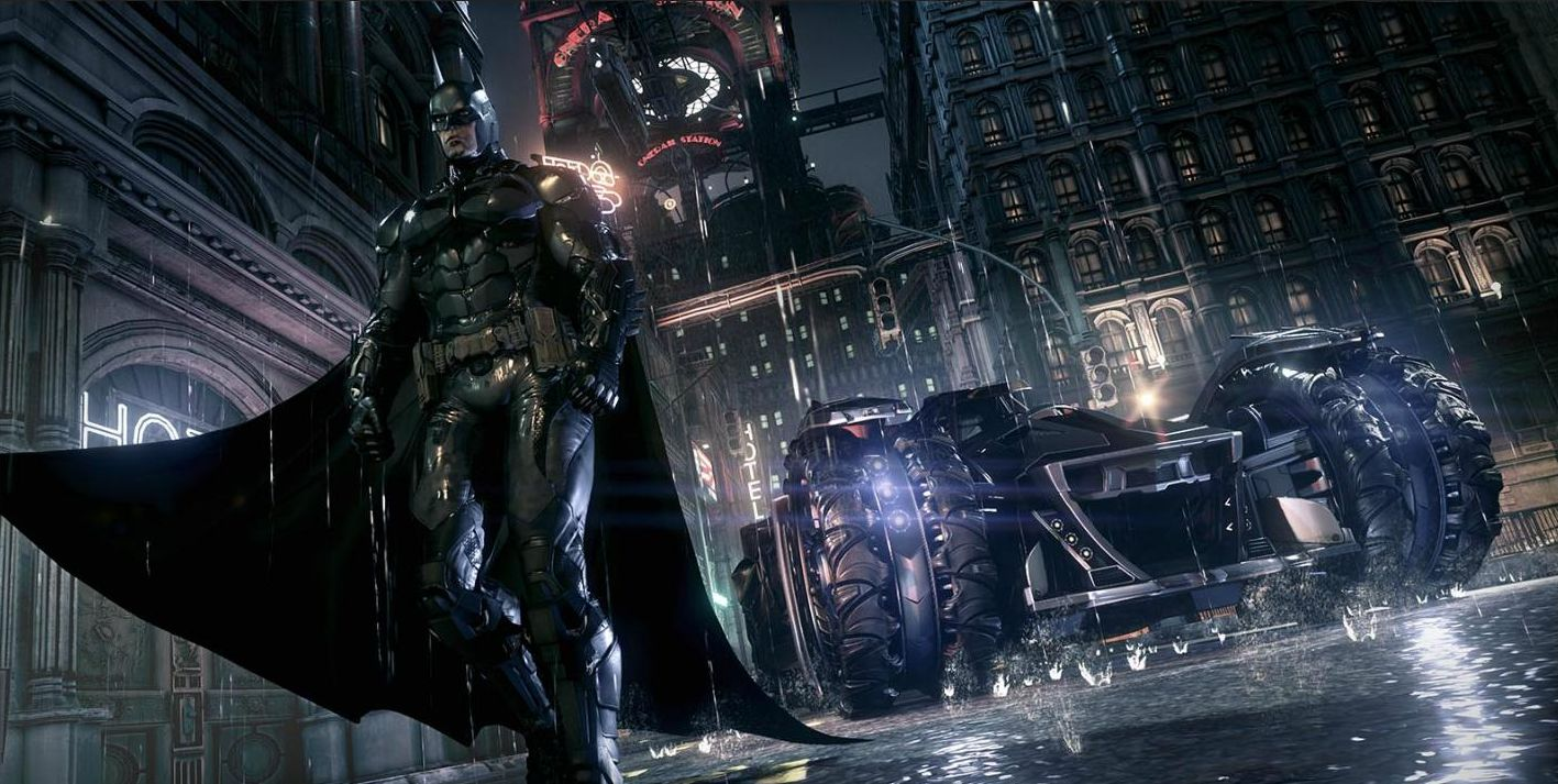 Arkham Knight (PS4)