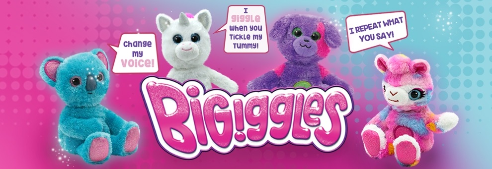 Bigiggles Повтарящо животинче