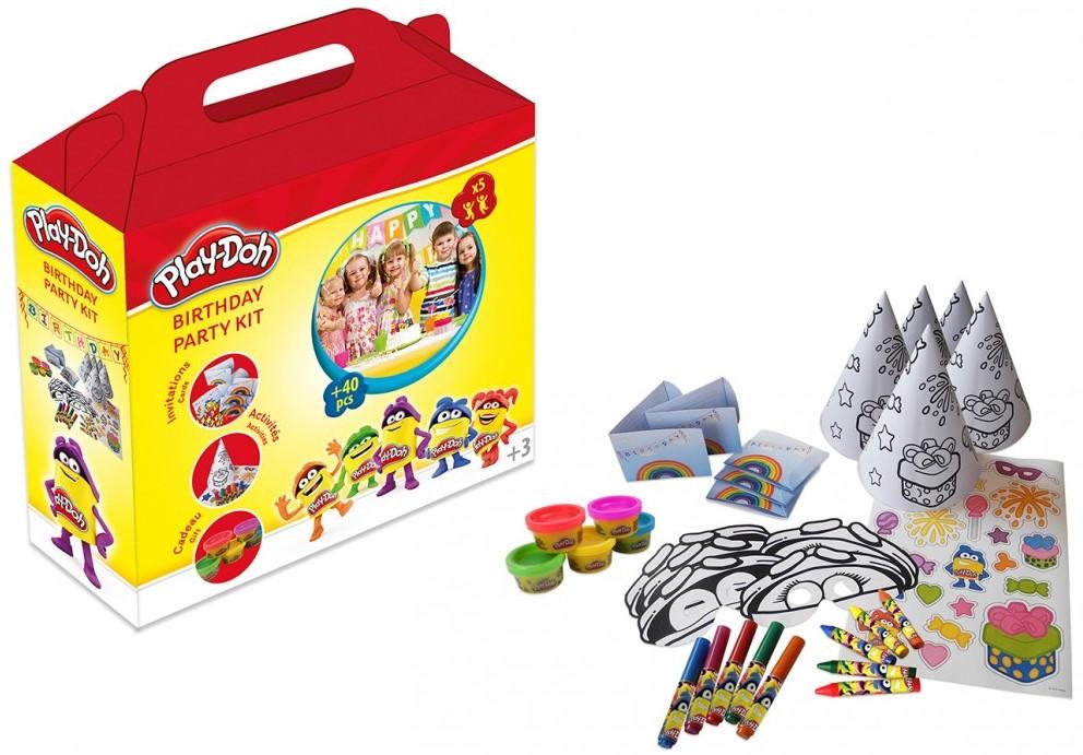 Творчески комплект D'Arpeje Play-Doh - Парти декорация