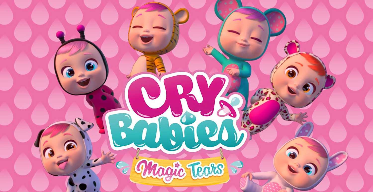 IMC Toys Cry Babies Magic Tears