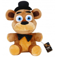 Плюшена играчка Funko - Five Nights at Freddy's  Plushies - Freddy, 40 cm