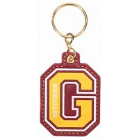 Ключодържател Half Moon Bay - Harry Potter: G for Gryffindor, 15 cm