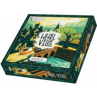 Настолна игра WWF - WheelVille