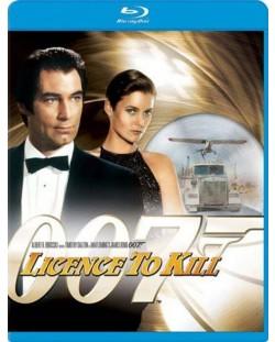 007: Упълномощен да убива (Blu-Ray)
