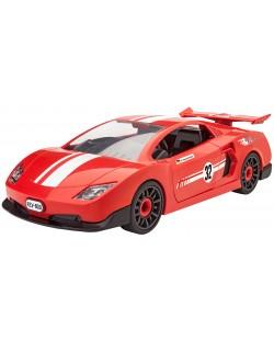 Сглобяем модел на състезателен автомобил Revell - Rennwagen (00800)