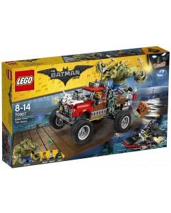 Конструктор Lego Batman Movie - Килър Крок, Oпашата кола (70907)
