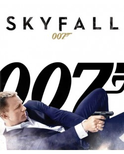 007: Координати Скайфол (Blu-Ray)