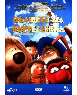 Вълшебната въртележка (DVD)