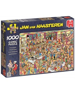Пъзел Jumbo от 1000 части - Специалният рожден ден, Ян ван Хаастерен