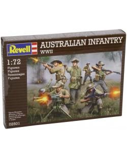 Фигури Revell - Australian Infantry WWII (02501)