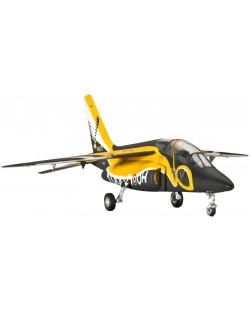 Сглобяем модел на военен самолет Revell - Dassault Dornier Alpha Jet E (03995)