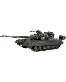 Сглобяем модел на танк Revell - Soviet Battle Tank T-80 (03104)