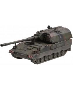 Сглобяем модел на танк Revell - Panzerhaubitze PzH 2000 (03121)
