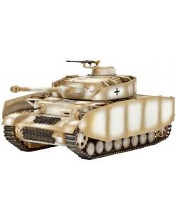 Сглобяем модел на танк Revell - PzKpfw. IV Ausf.H (03184)