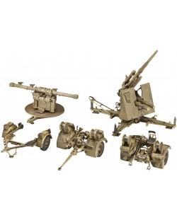 Сглобяем модел на военни оръжия Revell - Flak 36 (Fire Director 40, Sd.Ah. 202 & 52) (03174)