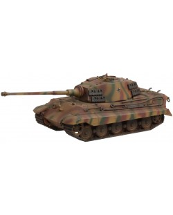 Сглобяем модел на танк Revell - Tiger II Ausf. B (03129)