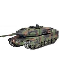 Сглобяем модел на танк Revell - LEOPARD 2 A5 / A5 NL (03187)