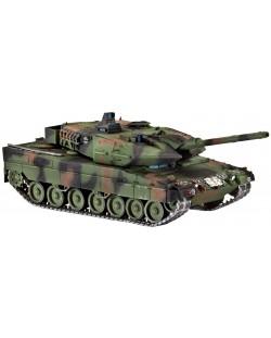 Сглобяем модел на танк Revell - Leopard 2 A6/A6M (03180)