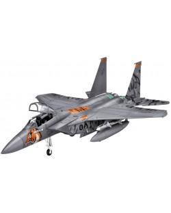 Сглобяем модел на изтребител Revell - F-15E Strike Eagle (03996)