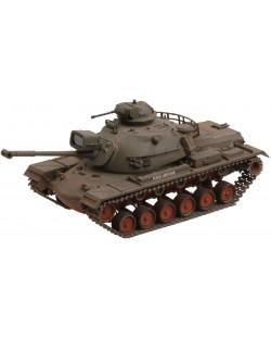 Сглобяем модел на танк Revell - M48 A2/A2C/A2GA2/A5 (03170)