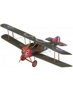 Сглобяем модел на военен самолет Revell - Sopwith F1 Camel (04190)