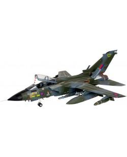 Сглобяем модел на военен самолет Revell Tornado - GR. Mk. 1 RAF (04619)