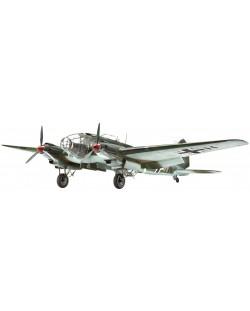 Сглобяем модел на военен самолет Revell Heinkel - He 111P-1 (04696)