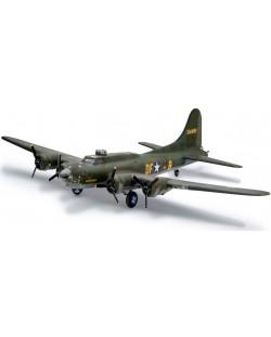 Сглобяем модел на военен самолет Revell - B-17F Memphis Belle (04297)