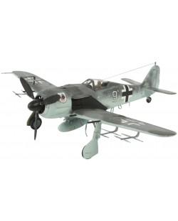 Сглобяем модел на военен самолет Revell - Focke Wulf Fw 190 A-8/R11 (04165)